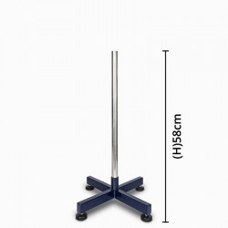 STAINLESS STEEL STAND (H)58cm