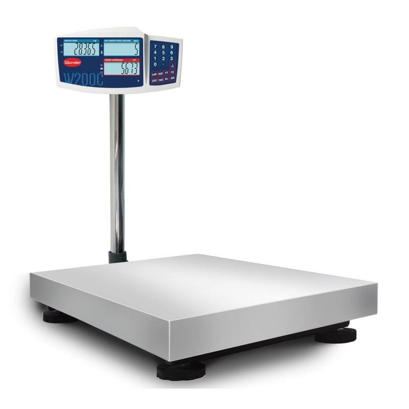 W200C Indicator with WP1 Platform